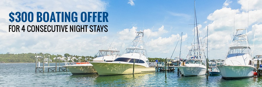 Boating Offer